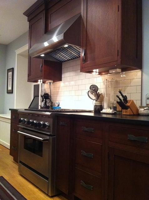 Kitchen Remodel: Kitchen Stove